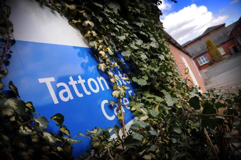 Tatton Ward closed in April 2013 but beds in neighbouring Northwich have been reinstated