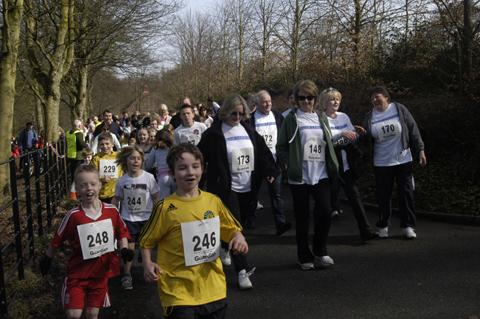 Pop on your trainers! Knutsford Jog returns