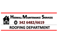 Heswall Maintenance Services Roofing Department