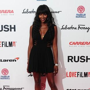 Naomi Campbell says there aren't enough black or Asian models on the catwalk