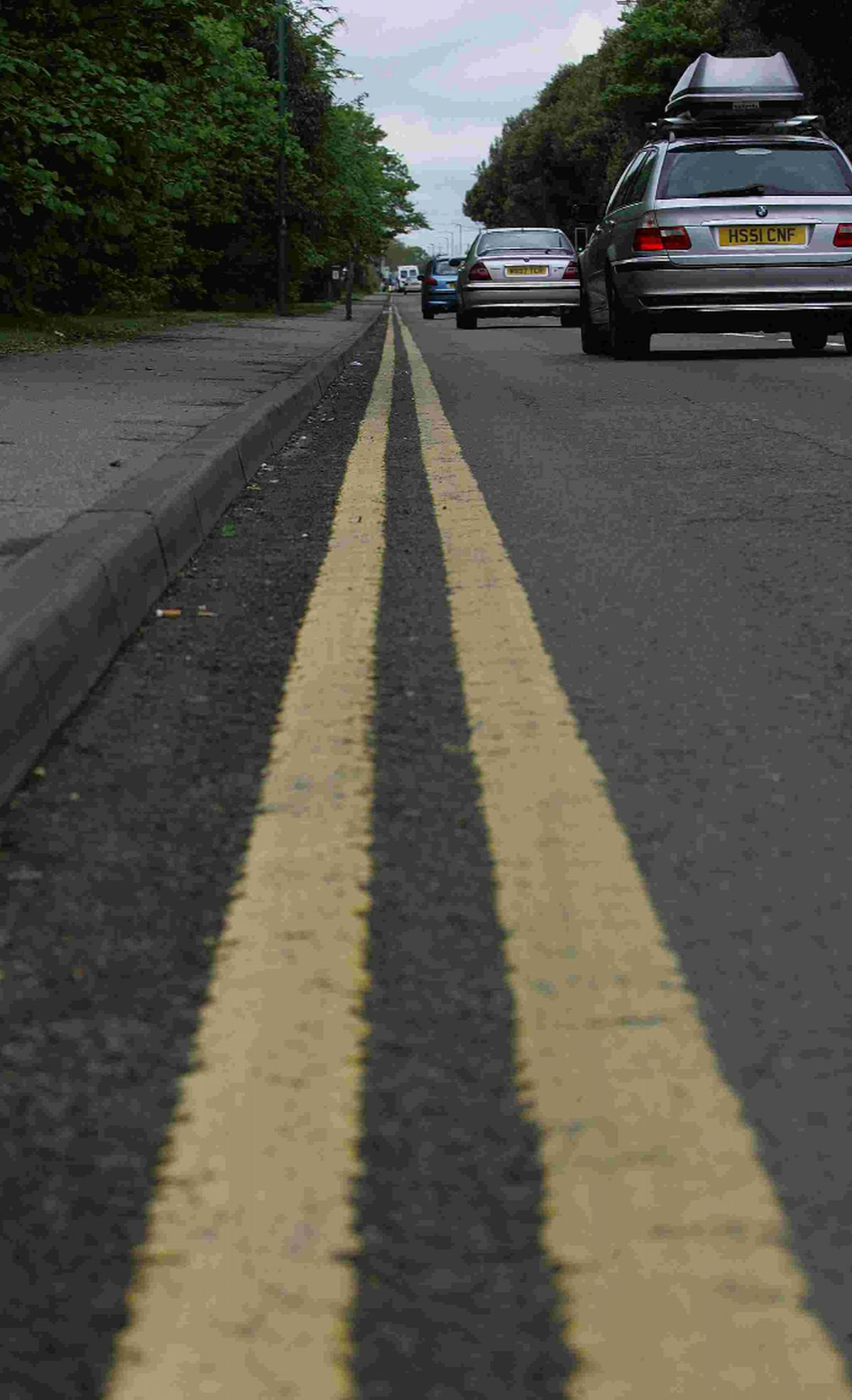 Council draw the line on problematic roads