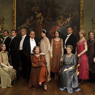 Downton Abbey fans can soon toast the show with a glass of Downton wine