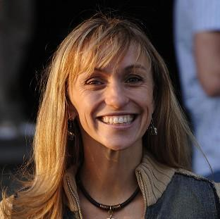 Knutsford Guardian: Michaela Strachan is dreading wearing a swimsuit on TV