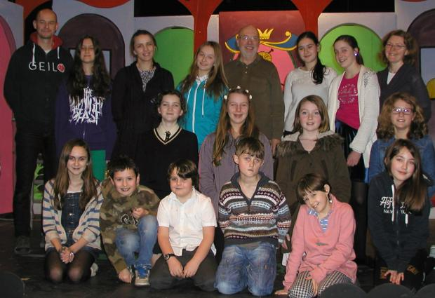 It's Panto time for town's Little Theatre
