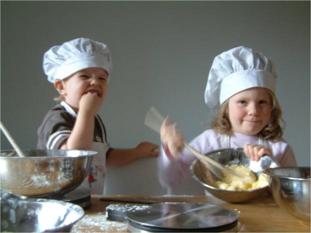 Knutsford Guardian: Kiddy Cook