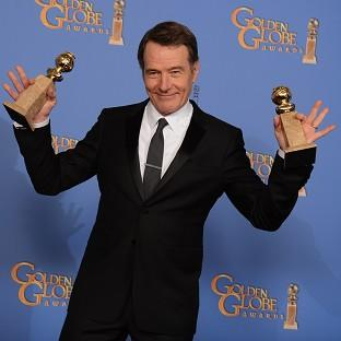 Bryan Cranston's Breaking Bad was a winner at the Golden Globes
