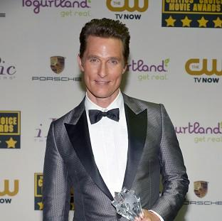 Knutsford Guardian: Matthew McConaughey is nominated for an Oscar for Dallas Buyers Club