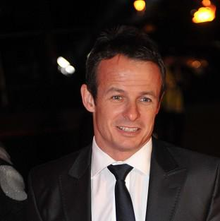 Austin Healey is among the latest batch of stars to take part in ITV's Splash!