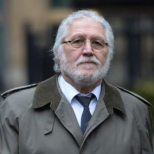 Dave Lee Travis is accused