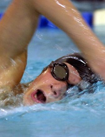 SWIMMING: Hard work pays off for Vikings