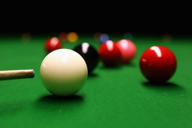SNOOKER: Ton up for leaders