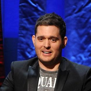 Knutsford Guardian: Michael Buble was among the early winners at this year's Grammys