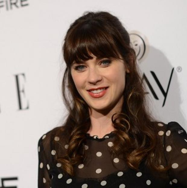Knutsford Guardian: Zooey Deschanel has teamed up with Tommy Hilfiger