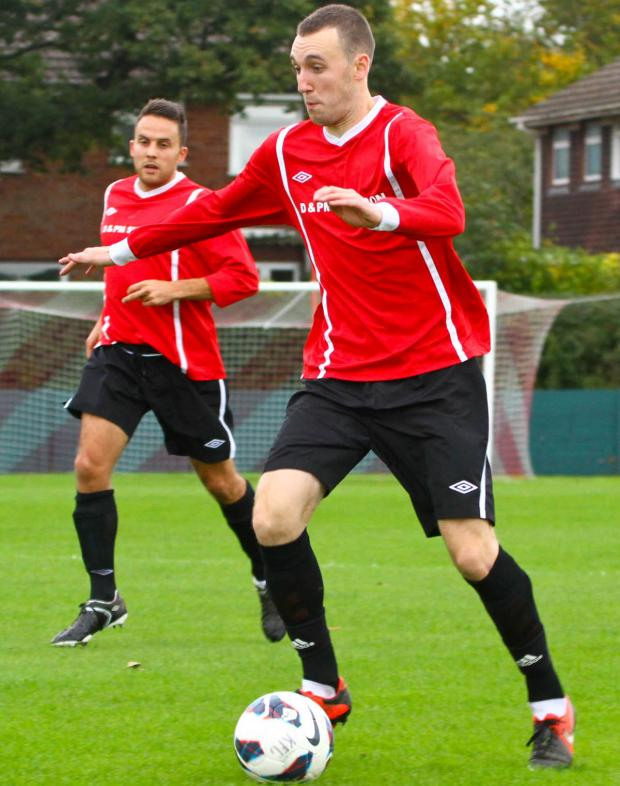 Knutsford Guardian: FOOTBALL: Knutsford hit four goals to finally get back on track