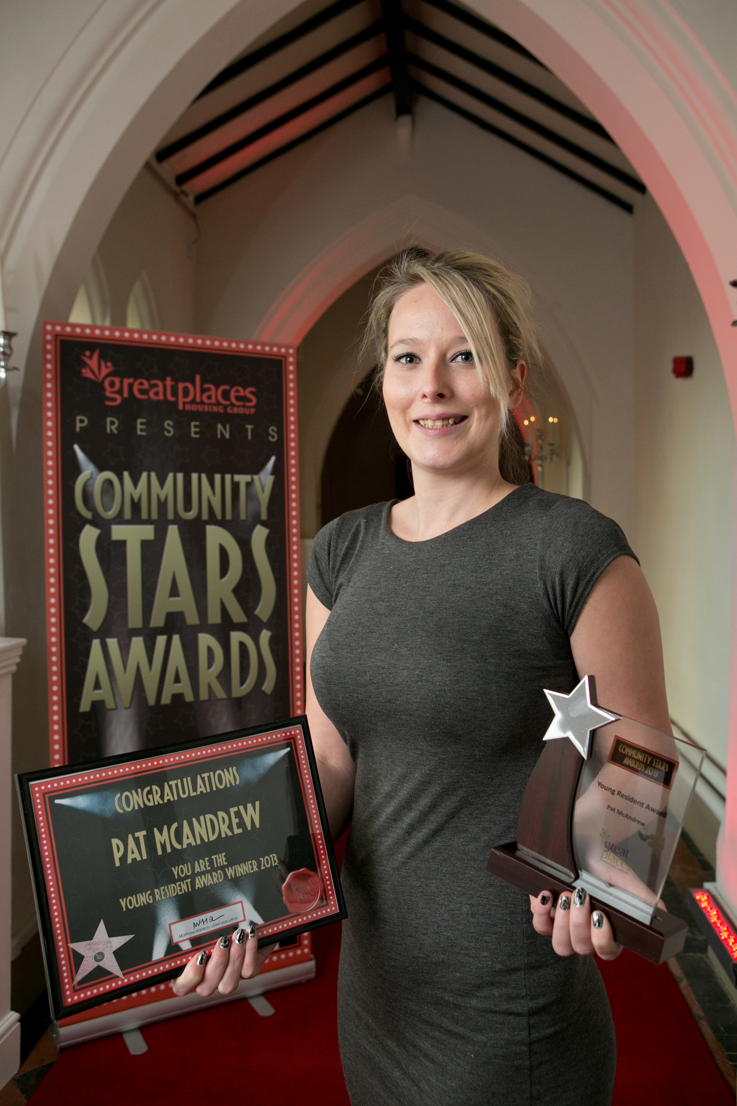 Community Spirit and its members lauded by housing association