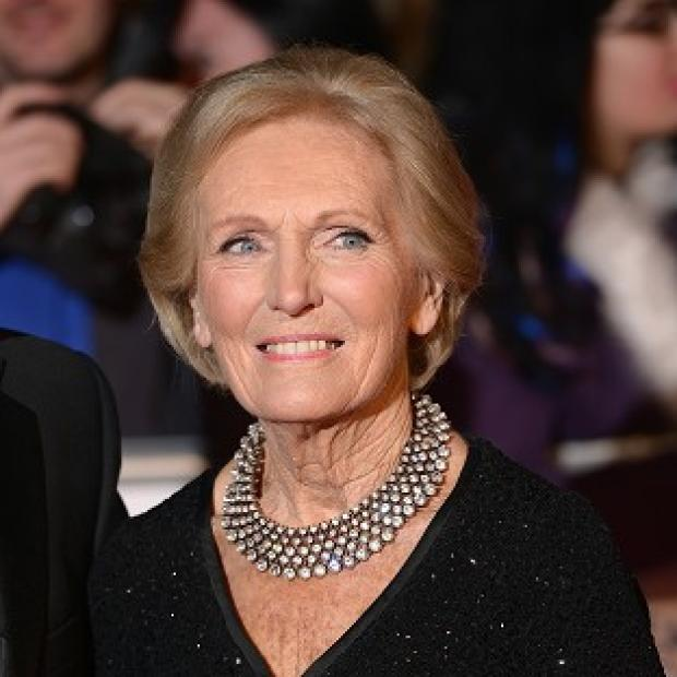 Knutsford Guardian: Mary Berry has been named Oldie Of The Year