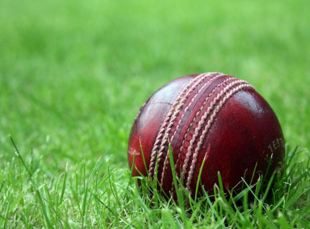 CRICKET: Holders at home