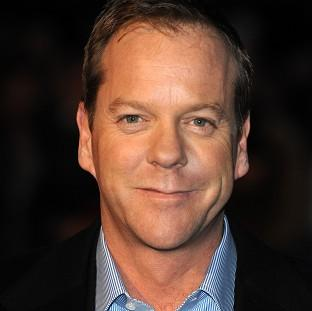 Kiefer Sutherland who has said he will not be tuning in to the new series of 24, admitting he has not watched himself on screen for almost 30 years