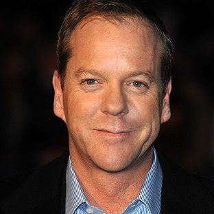Kiefer Sutherland who has said he will not be tuning in to the new series of 24, admitting he has not watched himself on screen for almo