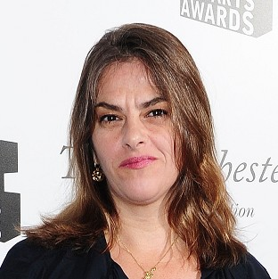 Tracey Emin has revealed in an article for the Sunday Times that she has never been in love.
