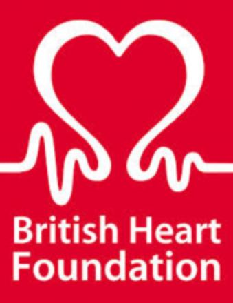 British Heart Foundation thanks generous Knutsfordians