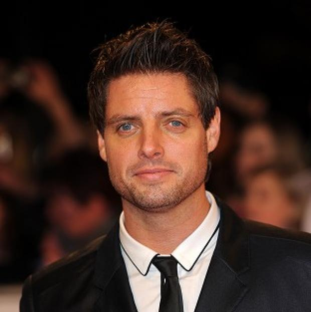 Knutsford Guardian: Keith Duffy misses being part of a group while competing in Splash!