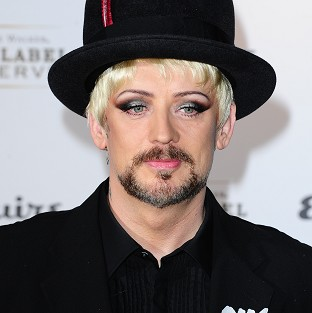 Boy George says he can relate to what Justin Bieber is going through