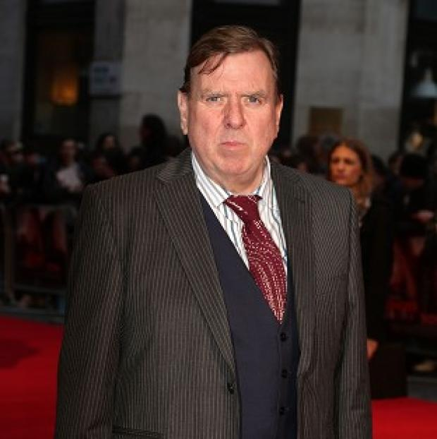 Knutsford Guardian: Timothy Spall stars in Blandings