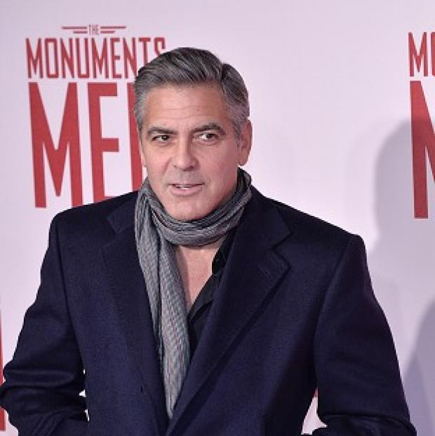 Knutsford Guardian: George Clooney's new film is inspired by the true story of a team of soldiers on a mission to rescue valuable artwork stolen by the Nazis during the invasion of Europe