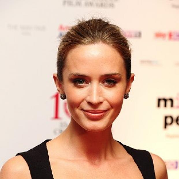 Knutsford Guardian: Emily Blunt has become a first-time mum
