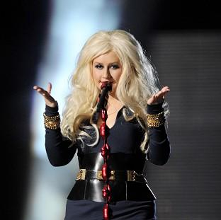 Singer Christina Aguilera has got engaged