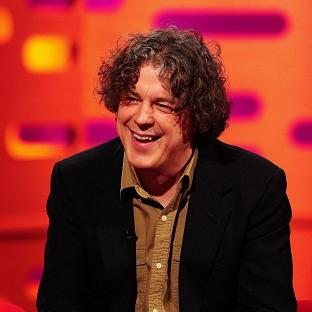 Alan Davies has said his daughter has been asking who Jonathan Creek is