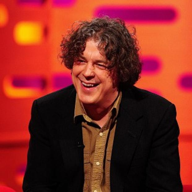Knutsford Guardian: Alan Davies has said his daughter has been asking who Jonathan Creek is