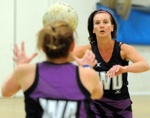 NETBALL: Close encounter ends all square