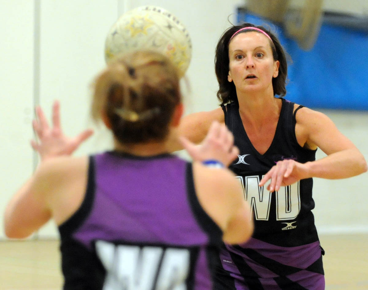 NETBALL: On course for a perfect season