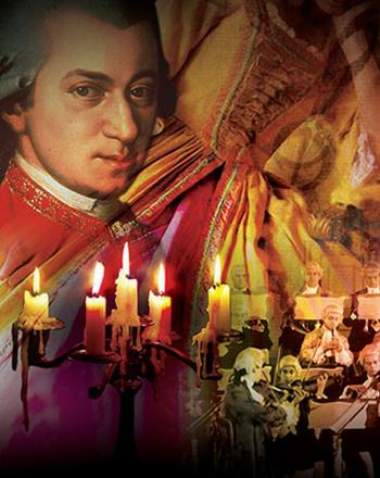 Tickets available for An Evening of Mozart in Holmes Chapel