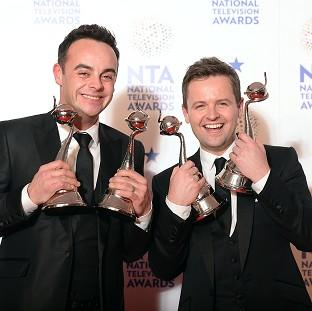 Knutsford Guardian: Ant and Dec say they played some tough gigs as PJ and Duncan