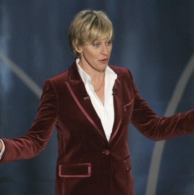 Knutsford Guardian: Ellen DeGeneres is presenting the Oscars for the second time