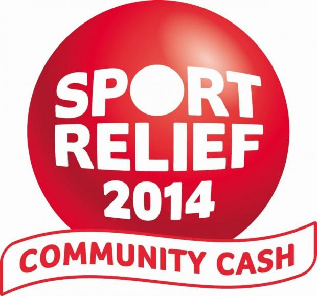 Neil urges runners to get their trainers on for Sport Relief
