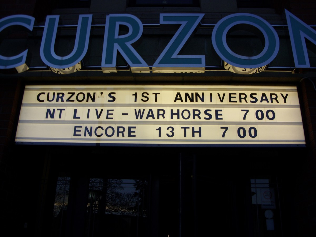 Cinema-goers get first class treatment at Curzon birthday event