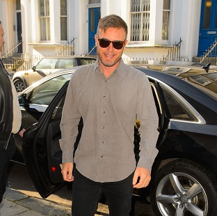 Gary Barlow has been working on the official England 2014 World Cup song