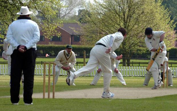 CRICKET: Home comforts