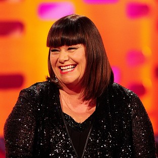 Dawn French's The Vicar of Dibley was a TV favourite
