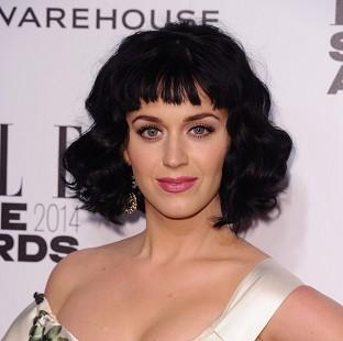 Katy Perry is in Australia promoting her concert tour