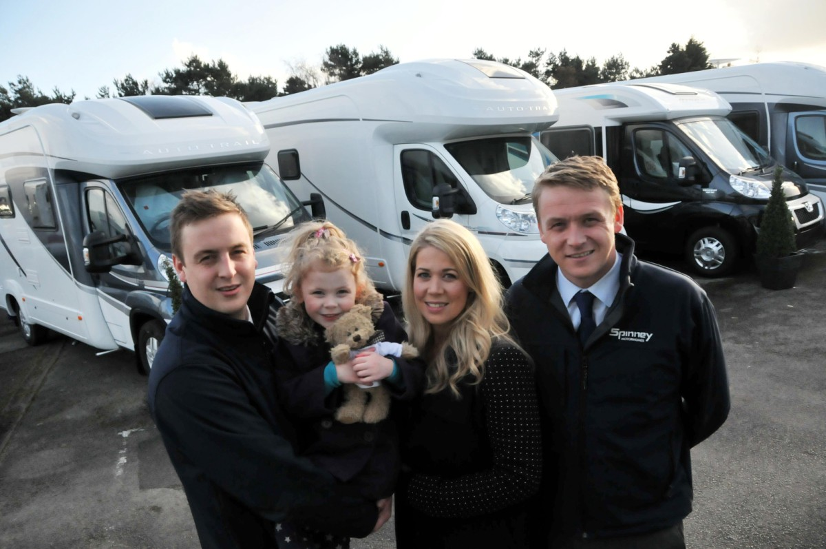 Get on-board! Grace Bear campaign hits the road