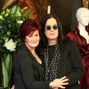 Sharon and Ozzy Osbourne's hou