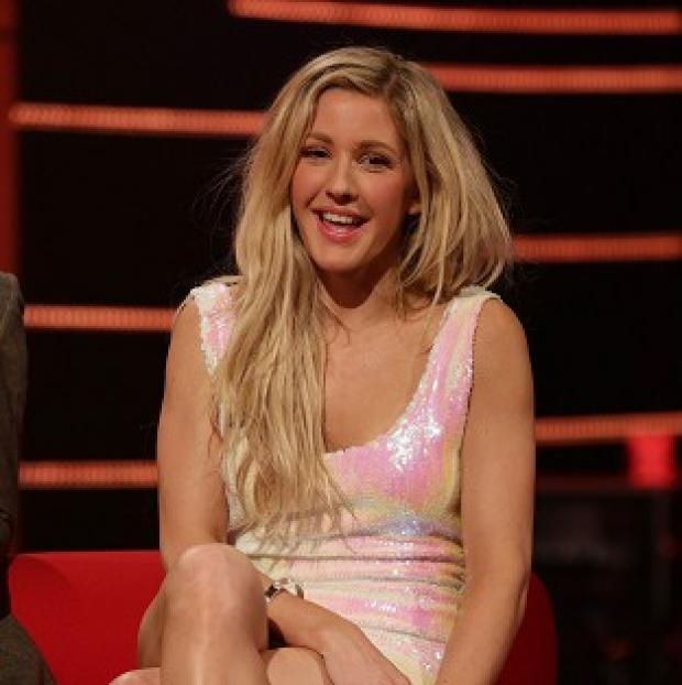Knutsford Guardian: Ellie Goulding has said she doesn't think music stars should be judged by their image