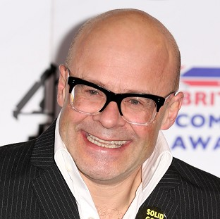 Harry Hill created the X Factor musical