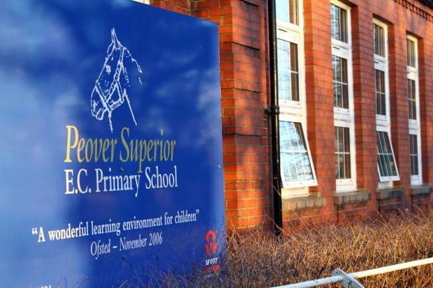 Knutsford Guardian: Peover Superior has been placed in 'special measures' following a recent Ofsted report