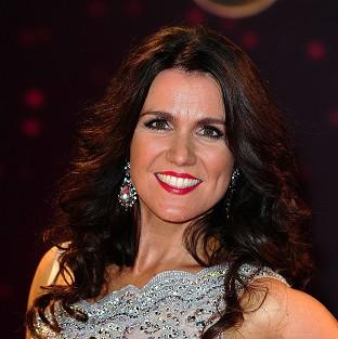 Susanna Reid was named newsreader of the year